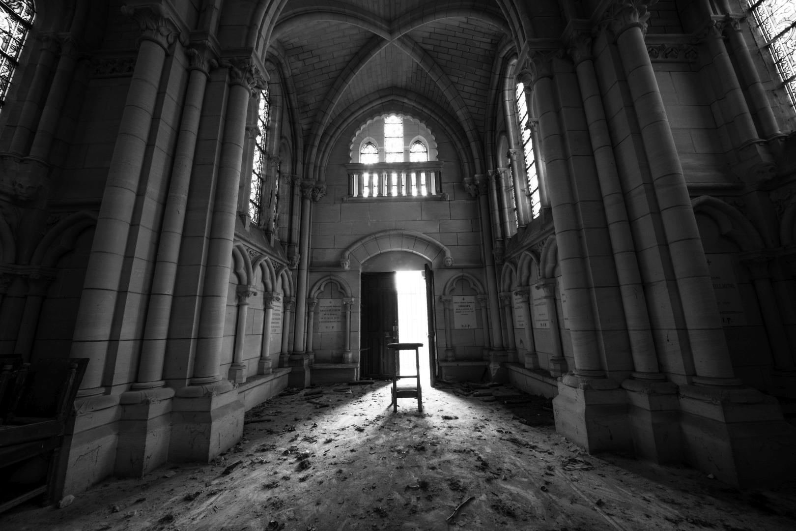 The Hidden Church