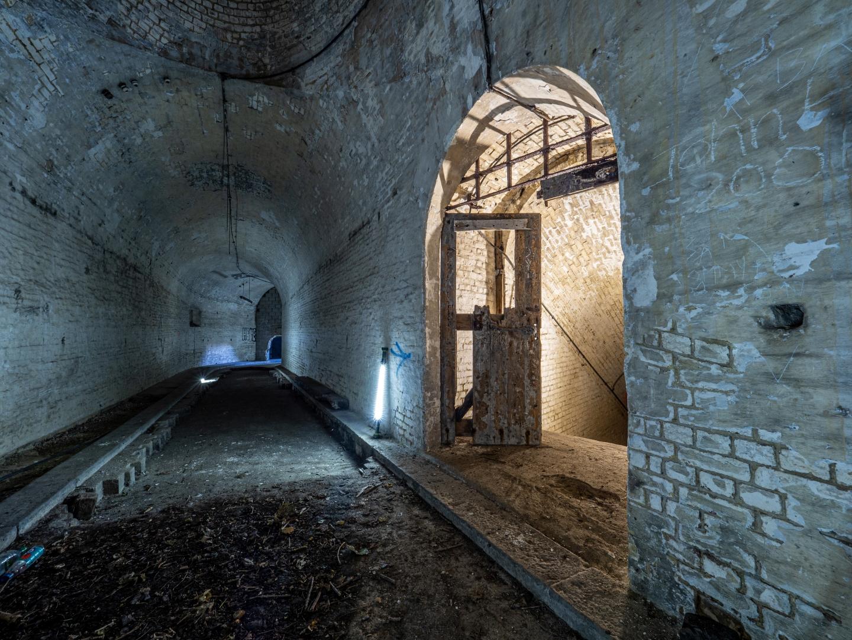North Portal Dover