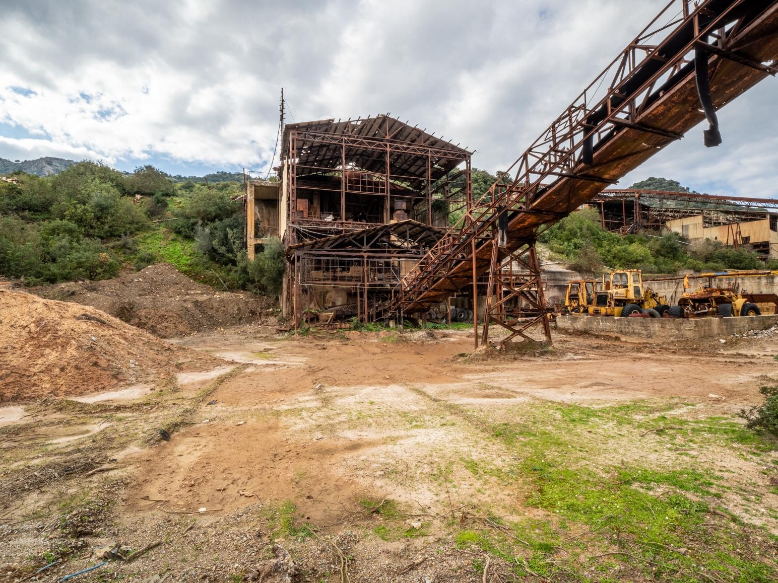Bergbau Hinterbliebenschaften