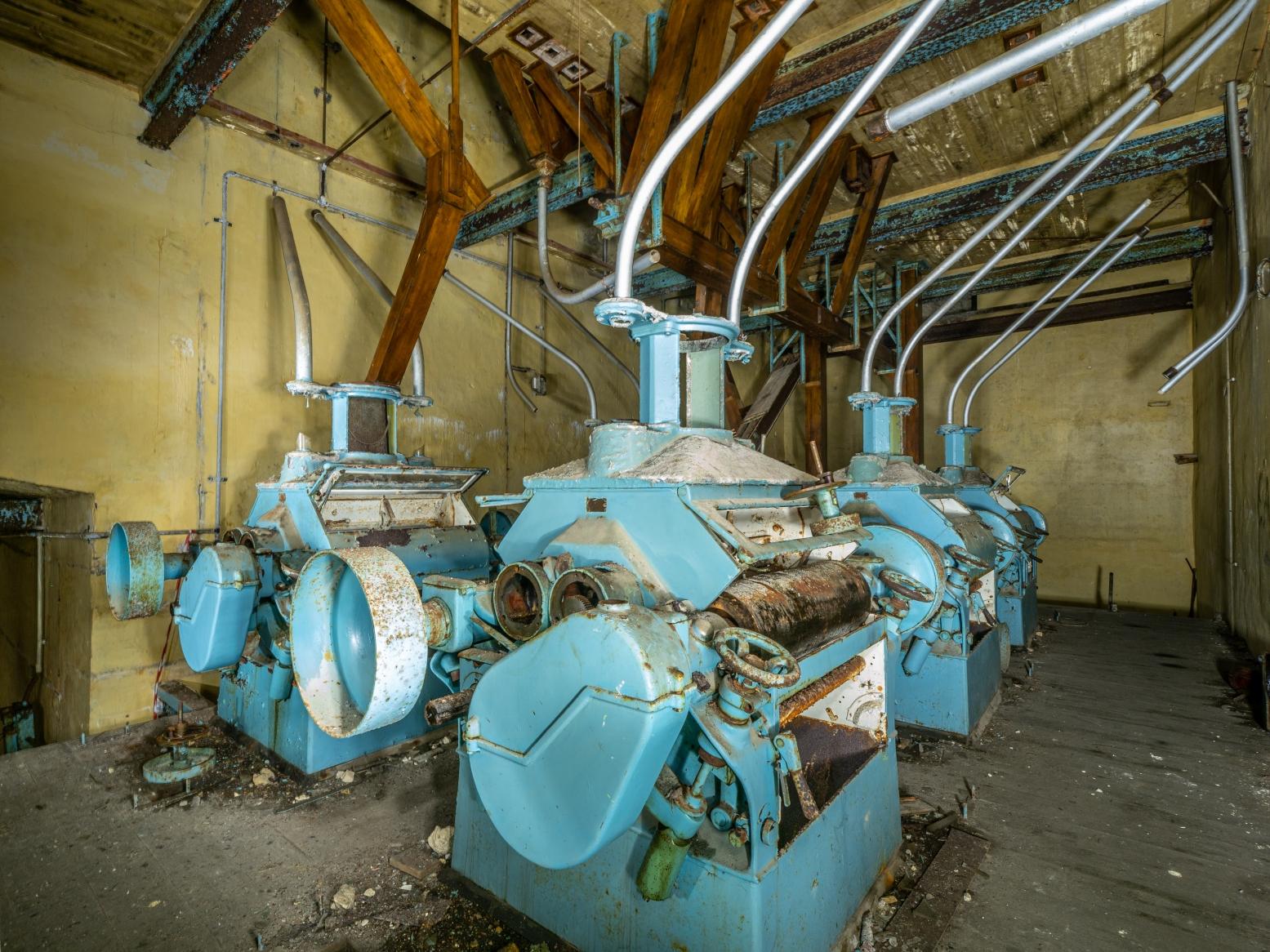Underground Flour Mill (Kalter Krieg)